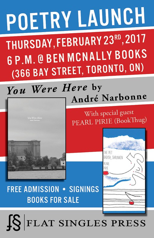 Toronto Launch - You Were Here