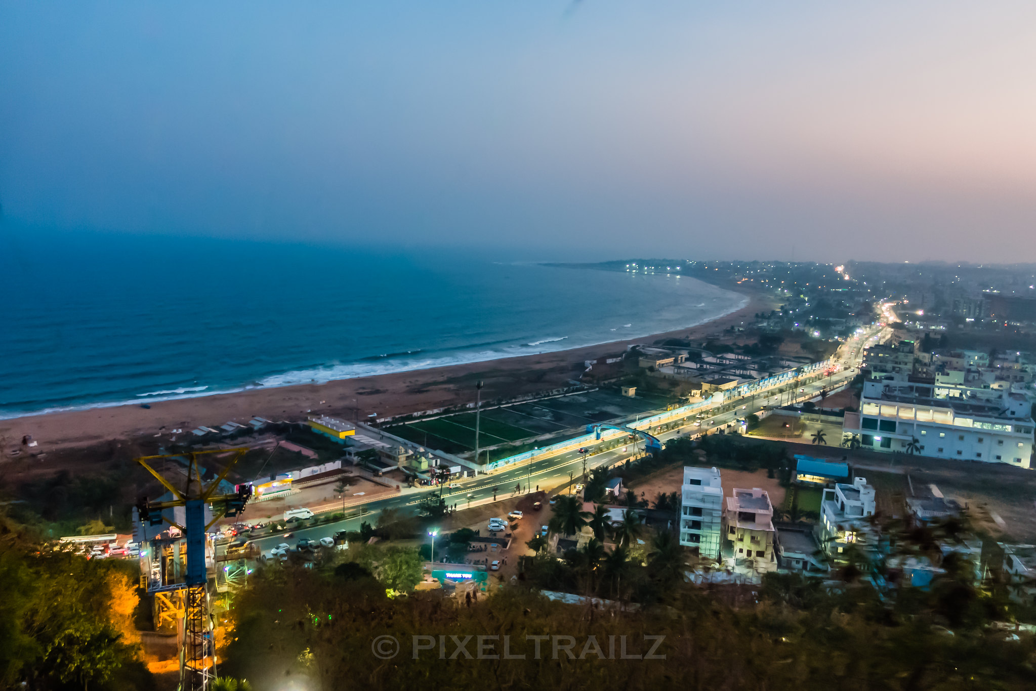 Shades Of Vizag
