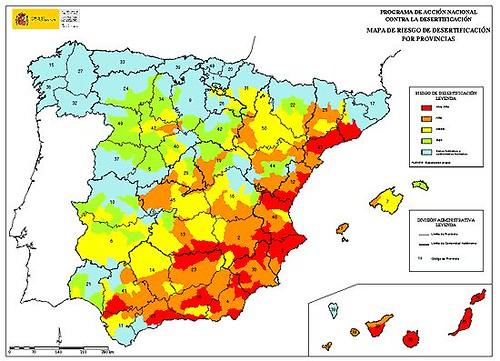 La Sequía en España