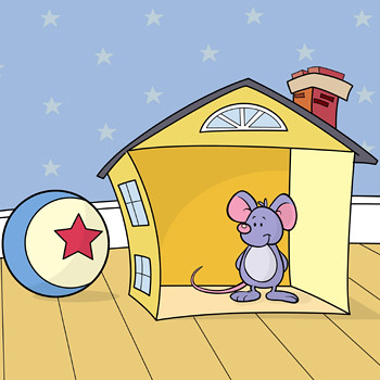 A New House for Mouse Petr Horacek   amazoncom