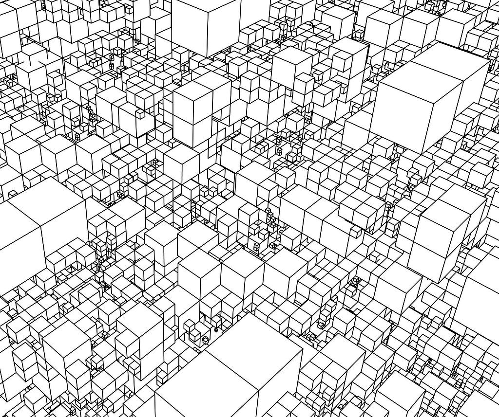 cubes converted cropped octree rob daurio flickr