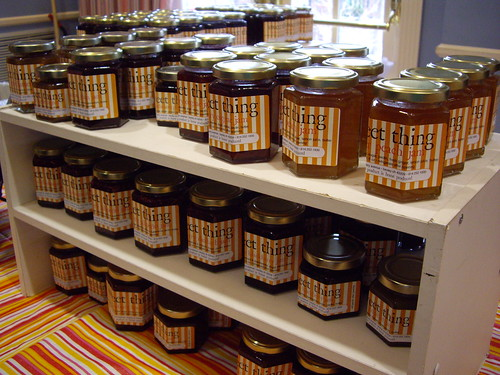 Jams and Preserves from Sweet Thing | by swampkitty
