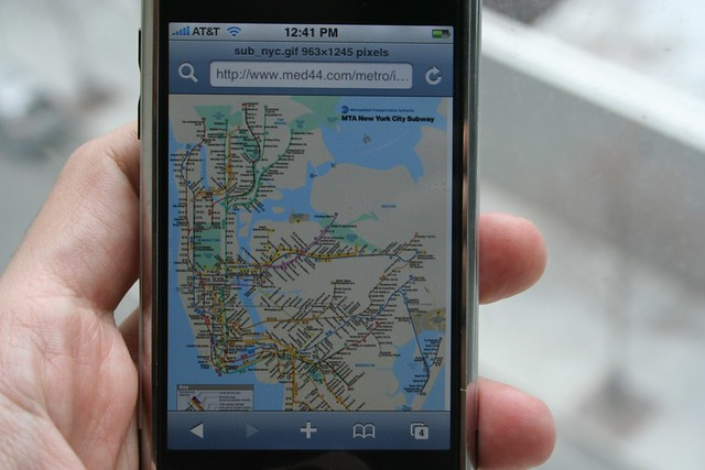 Portable Nyc Subway Map.Metropoliphone Com Nyc Subway Map Maps Load Quickly Afte Flickr