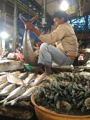 Bengali Fish Market The Bengali Fish Market In Delhi