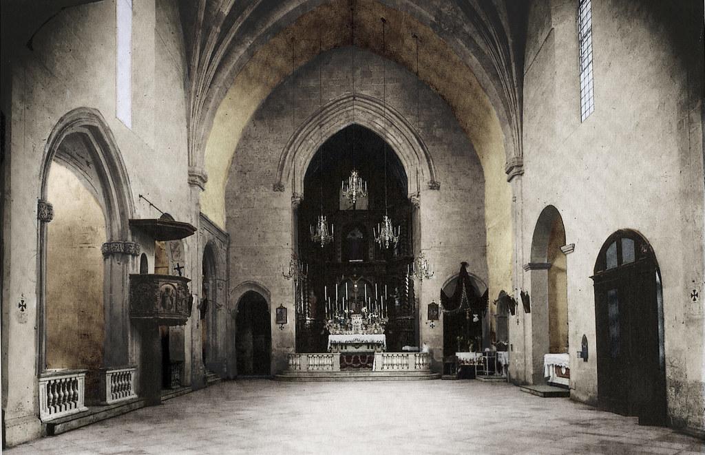 Chiesa di san domenico interno terzo tentativo con di for Interno help