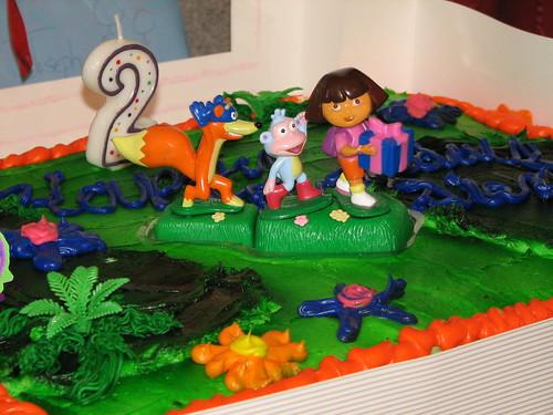 Dora Cake Recipe In English: Dora Cake For Sienna