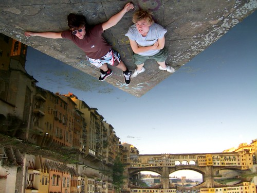 Glued in Firenze | by Christiaan Triebert