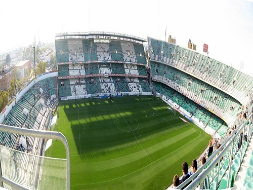 Panorama Estadio Betis volumen | Foto anterior ...