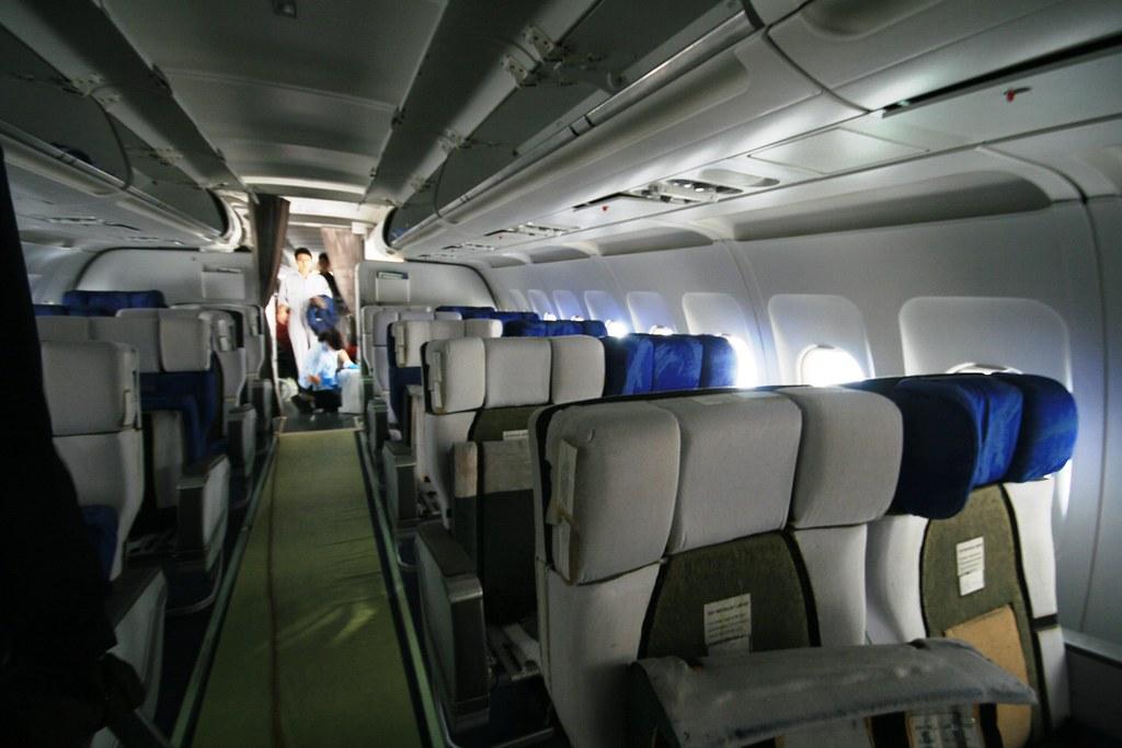 Dragonair A321 231 B Hti Cabin Under Maintenance See