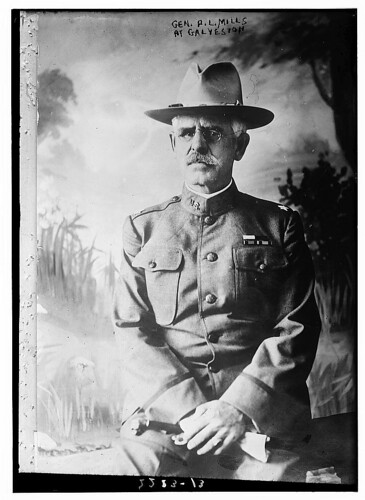 Gen. A.L. Mills at Galveston  (LOC) | by The Library of Congress