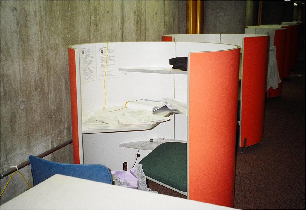 Study Carrels | Computer Carrels | Worthington Direct