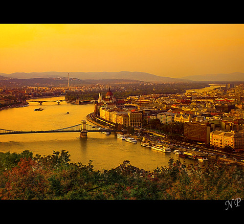 The City On Danube | by NatashaP