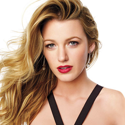blake lively blake lively featured in in style magazine