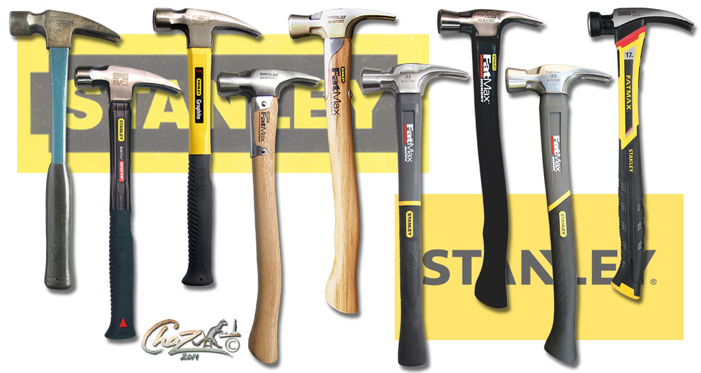 Stanley framing hammers | stanley framing hammers in my coll… | Flickr