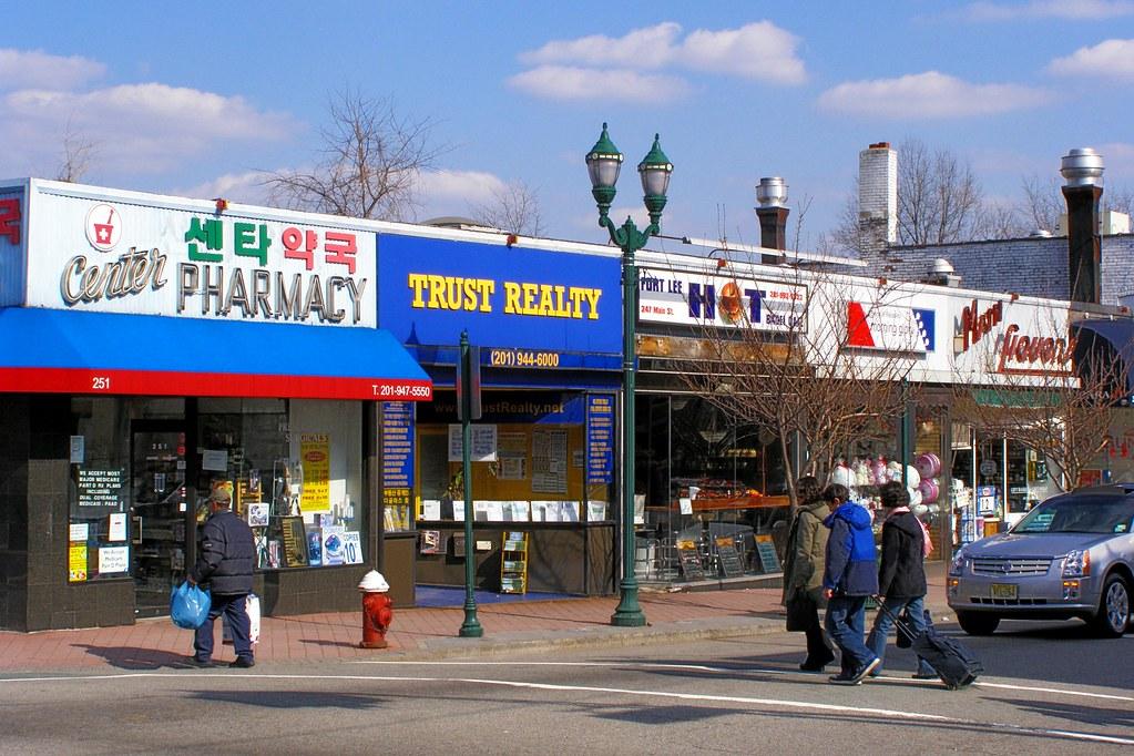 Retail Stores On Main Street Fort Lee Nj Jag9889 Flickr