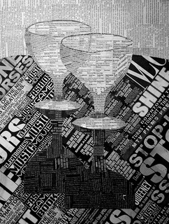 TEXT ART | by pic.chick14