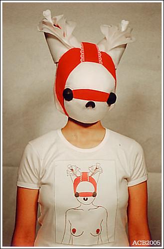 """Geez"" Bunny - Mask   thallium.homestead.com/bigwig.html ..."