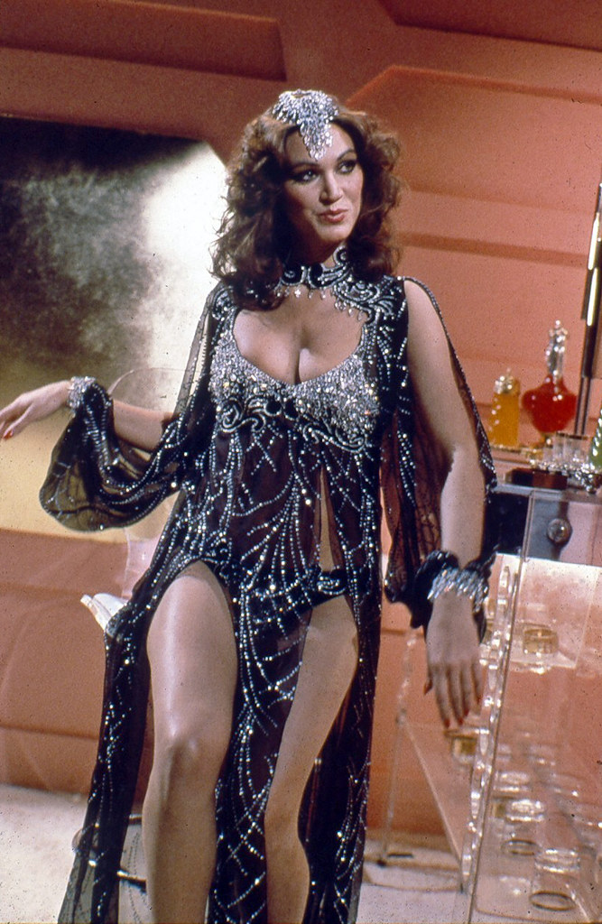Pamela Hensley as Princess Ardala in Buck Rogers in the 25th Century (1979-1981)