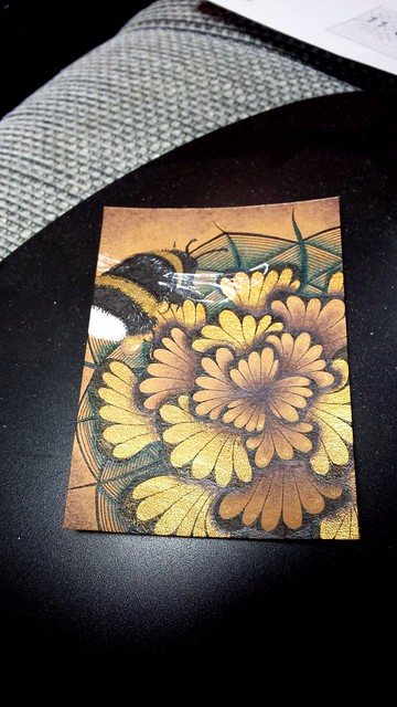 ATC bumblebee-shininess