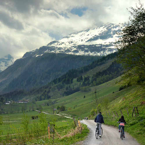 Mountainbiking in the Rauris Valley | by B℮n