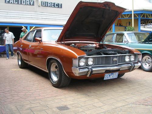 Ford Zf Fairlane Nice 74 Fairlane 500 Body Is