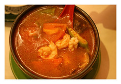 Lilli and Loo Tom Yum Seafood Soup | by yumcat
