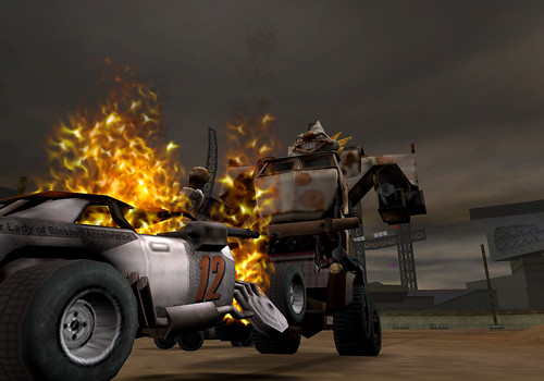 Twisted Metal: Lost | by PlayStation.Blog