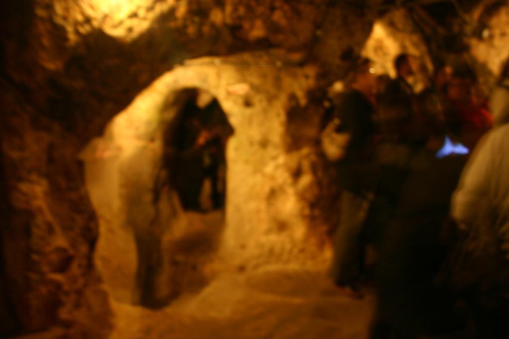 Derinkuyu Yeralti Sehri / Derinkuyu Underground City  Flickr