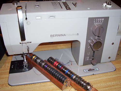 Bernina 950 Industrial Sewing Machine | by Diane Slade Inc