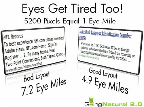 Eye Miles: Calculating Travel Distance with EyeTracking | by stomperanalytics