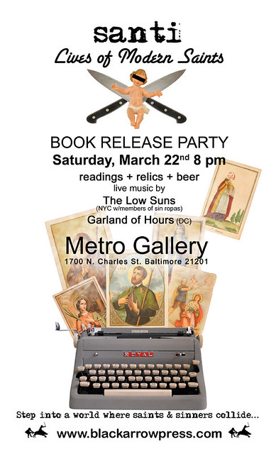 book release party flyer 2