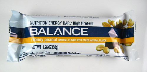 Balance Bar: Honey Peanut | by kstar810