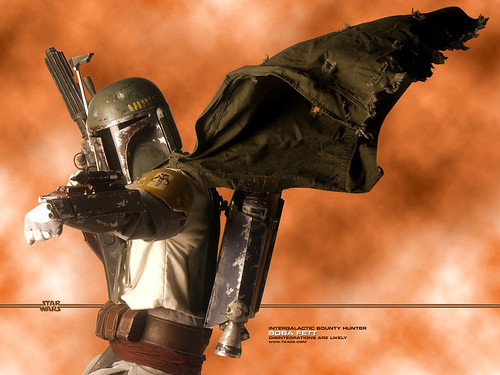 My Boba Fett Costume | by Chris F. Bartlett
