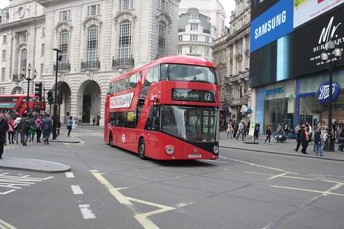 London Central LT433 LTZ1433