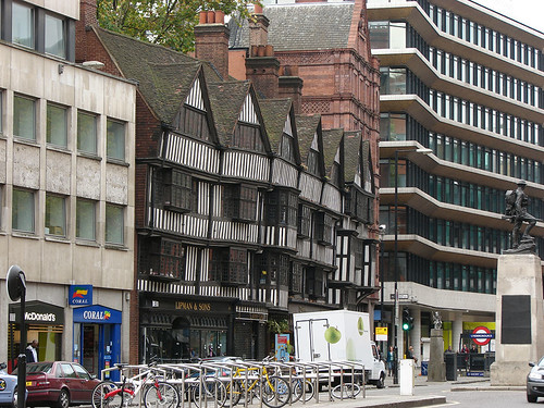 Oldest Wooden Building In London Believed To Be The Only