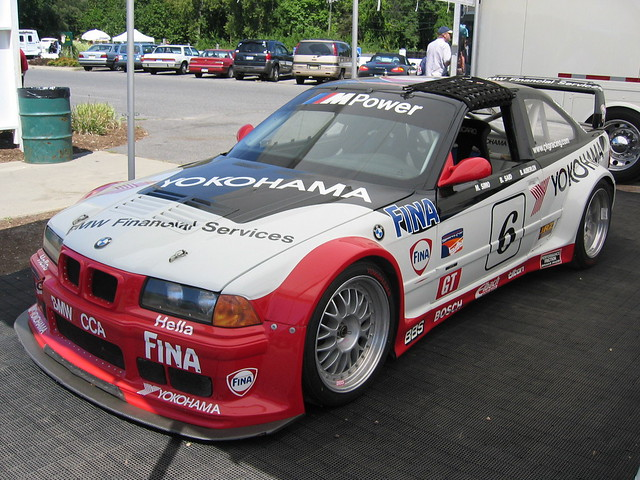 Bmw E36 M3 Gtr Awesome Car Yes I Had The Picture In My H Flickr