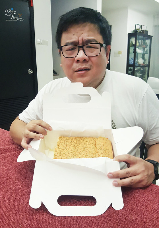 taiwan original cake after review face