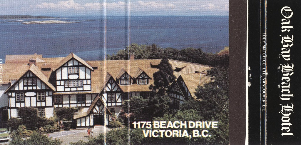 Oak Bay Beach Hotel - Victoria, British Columbia