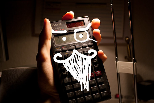 Mr. Monocle-Calculator | by this.is.seba