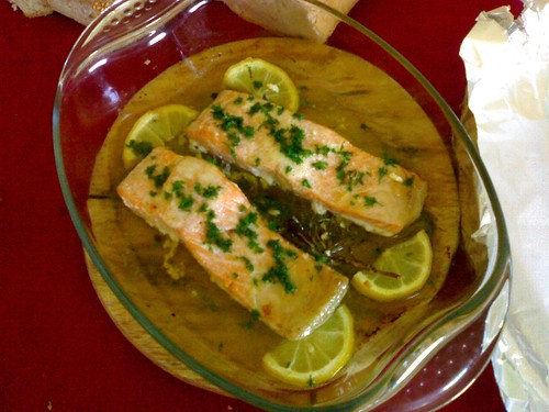 Salmon al horno | by guilleroa