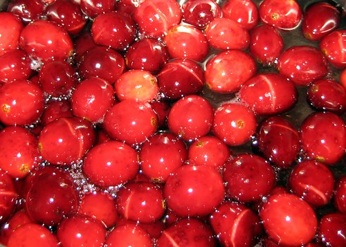 Yummy cranberries