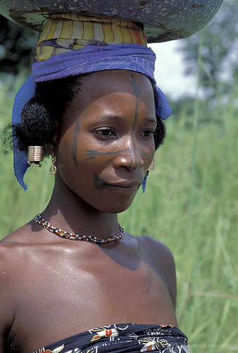 Portrait of young woman. Ghana | by World Bank Photo Collection