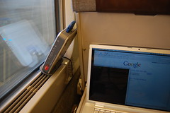 3G Wireless Router On Eurostar | by carrierdetect
