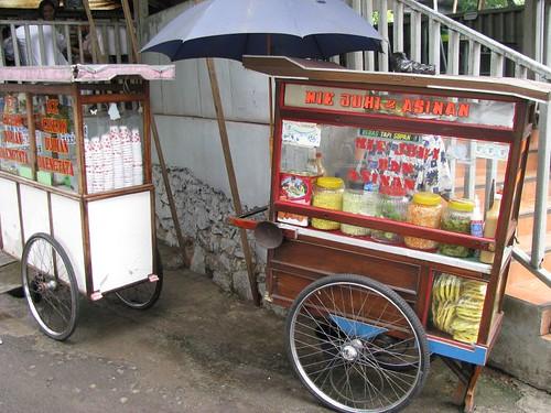 Columbia University's Chinese Food Cart Strip, NY, NY ...  |Asian Food Carts Wheels