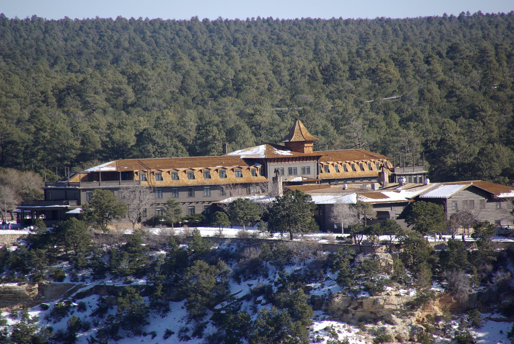 Hotel Grand Canyon Village