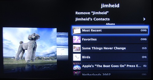 Flickr on Your TV | by jimheid