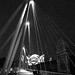 The strange tale of the indistinct couple, and the blurry bridge on the grainy night