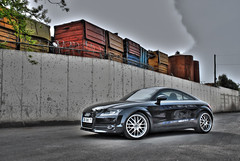 audi TT HDR_ | by why77