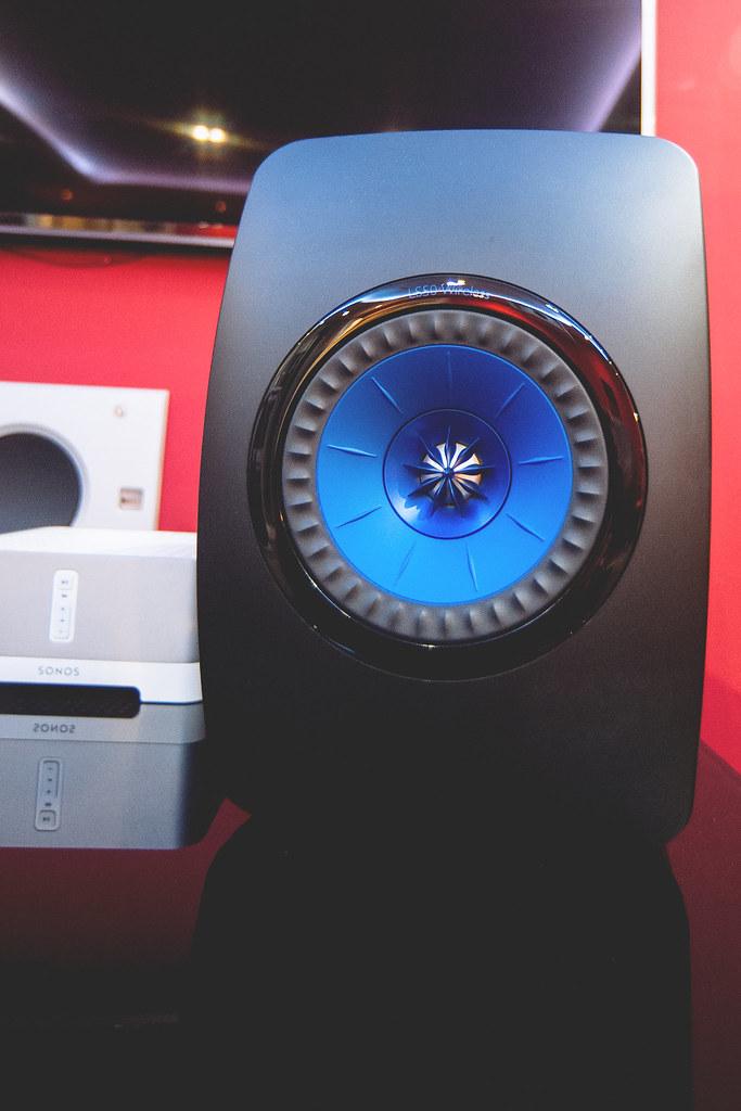 KEF LS50 Wireless | Matthew King | Flickr