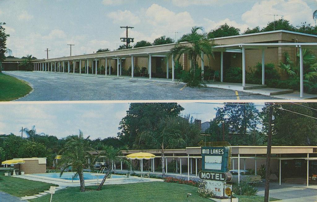 Mid-Lakes Motel - Leesburg, Florida